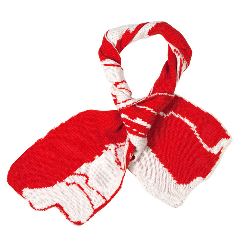 GagGifts.com: The Bacon Scarf