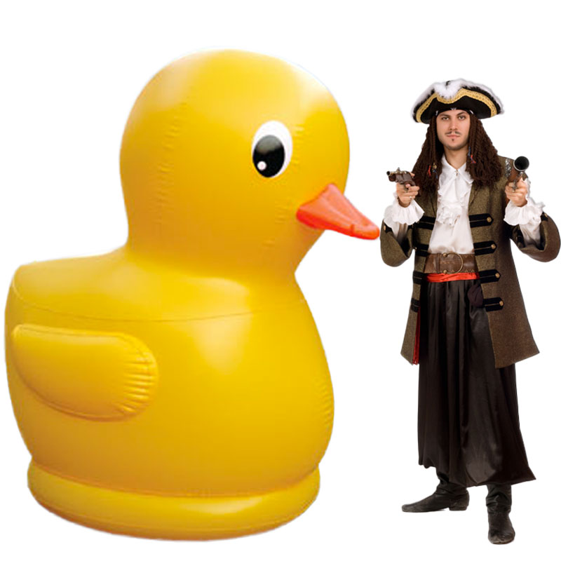 Charming Giant Inflatable Rubber Duck