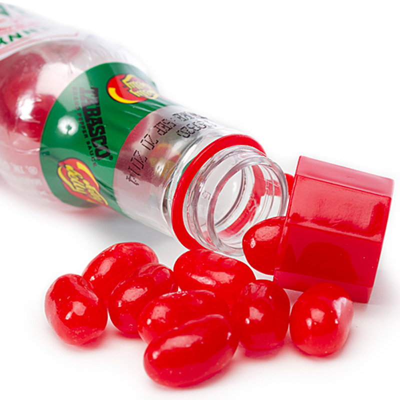 valentine s day gifts tobasco jelly beans tobasco jelly beans: http://www.gaggifts.com/tobasco-jelly-beans.html