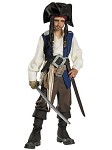 Jack Sparrow Costume - Teen and Child