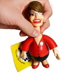 Chokeable Sarah Palin Toy with Sound