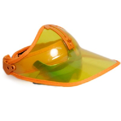 Visors with Retractable Sunglasses