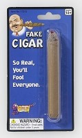 Fake Cigar with Smoke
