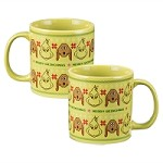The Grinch Ugly Sweater Ceramic Mug