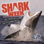Shark WeeK Wall Calendar 2017