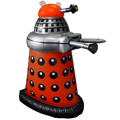 "Doctor Who: 60"" Inflatable Red Dalek"