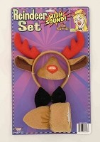 Reindeer Set with Sound