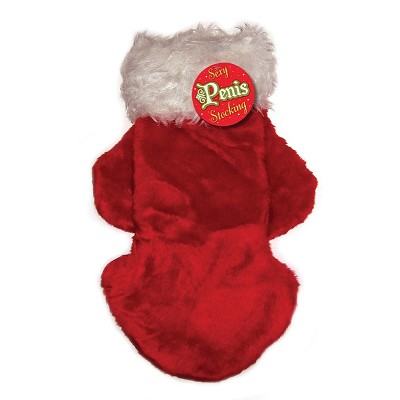 X-Rated Christmas Penis Stocking