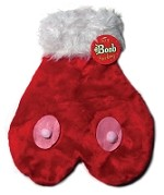 X-Rated Christmas Boob Stocking