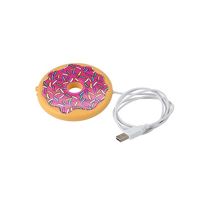 Coffee and a Donut USB Mug Warmer