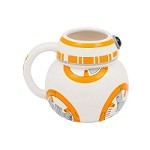 Star Wars: BB-8 Ceramic Sculpted Mug