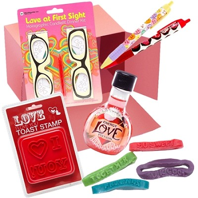 Sweetheart Valentines Kit