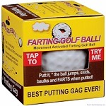 Farting Golf Ball Prank