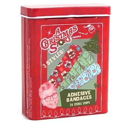 A Christmas Story Bandages