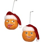 Annoying Orange Ornament
