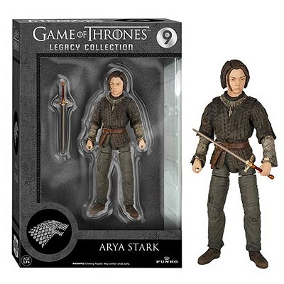 Game of Thrones, Action Figure: Arya Stark
