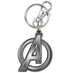 Avengers Logo Key Ring