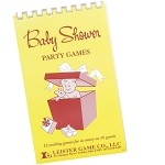 Baby Shower Party Games Book