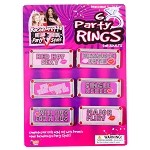 Bachelorette Bling Rings