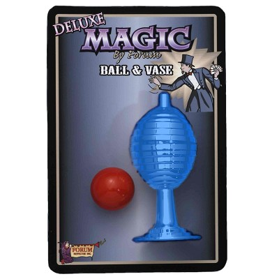 Ball & Vase Magic Trick