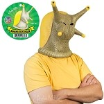 Banana Slug Mask