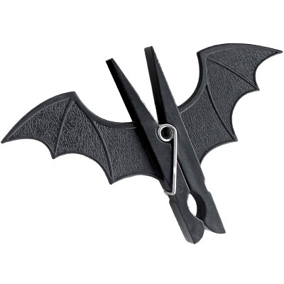 Bat Shaped Pegs
