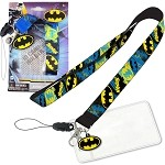Batman Lanyard Necklace