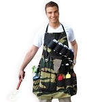 The Grill Sergeant Ultimate BBQ Apron