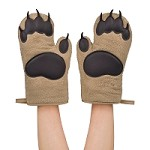 Bear Hands- Cotton Oven Mitts
