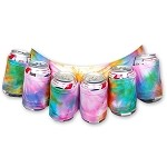 Beer Belt 6-Pack Tye-Dye