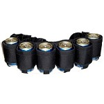 Beer Belt 6-Pack - Black