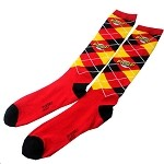 Big Bang Theory: Bazinga Argyle Socks
