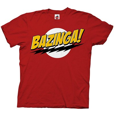 Big Bang Theory: Bazinga T-Shirt