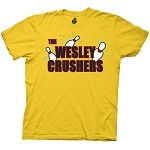 Big Bang Theory: Wesley Crushers T-Shirt