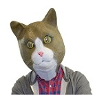 Cat Mask: Buster Brown
