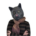 Cat Mask: Black Jack