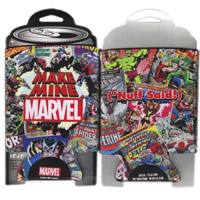 Marvel Comic Book Covers Can Huggie