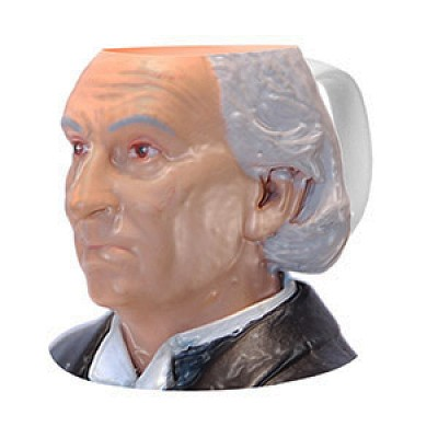Doctor Who: Mug/ The First Doctor Figural