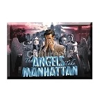 Doctor Who Magnet: Angels Take Manhattan