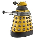 Doctor Who: Wind Up Dalek, yellow
