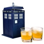 Doctor Who Ice Bucket with Ice Tray