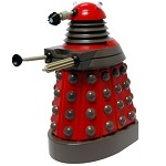 Doctor Who: Talking Money Bank, Dalek, Red
