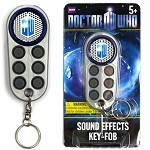 Doctor Who Talking Keychain