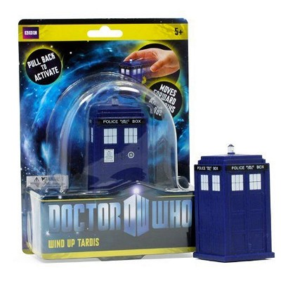 Doctor Who: Wind Up Tardis Toy