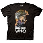 Doctor Who: YOAT Head, 10th Doctor T-Shirt