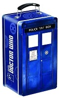Doctor Who: Tardis Shaped Tine Tote