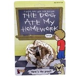 Dog Ate My Homework Prank