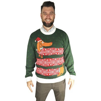 Ugly Christmas Sweater: Wienter is Here