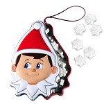 Elf on the Shelf Snowflake Candy