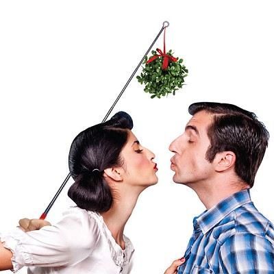 Extend-A-Mistletoe